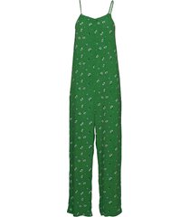 confy jumpsuit grön mango