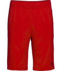 bermuda shorts casual röd ea7