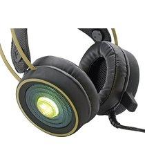 audifonos diadema  usb 7.1 + 3.5mm gamertech gt7d