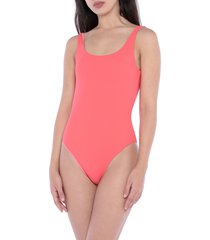 semicouture one-piece swimsuits