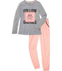 pigiama (grigio) - bpc bonprix collection