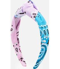arizona love women's bandana headband - colour mix