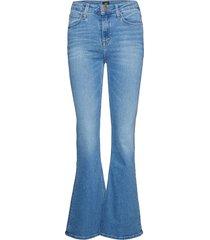 breese jeans wijde pijpen blauw lee jeans