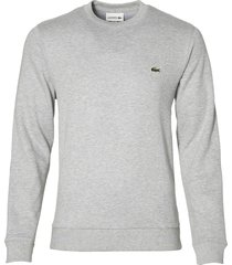 lacoste pullover - slim fit - grijs