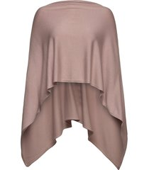 fqclaudisse-s-cape poncho regnkläder rosa free/quent