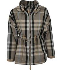 burberry bacton su21 check jacket