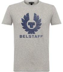 belstaff coteland grey melange t-shirt 71140187