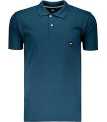camisa polo hd simple masculina