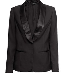 blazer in stile smoking (nero) - bodyflirt