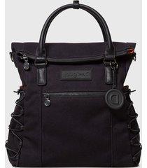 mochila loverback negro desigual