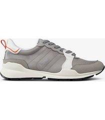 sneakers i satin