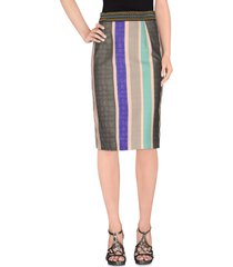 shirtaporter knee length skirts