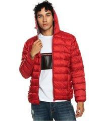 chaqueta para hombre con capota colapsible colormen