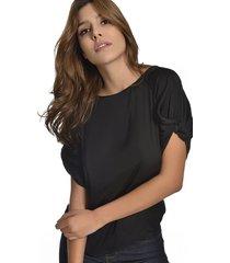 blusa primia shaden negro