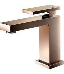 misturador monocomando para banheiro mesa bica baixa new edge cobre polido - 00925330 - docol - docol