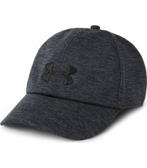 gorra under armour microthread twist renegade-negro