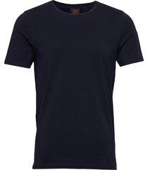 kyran t-shirt t-shirts short-sleeved blå oscar jacobson