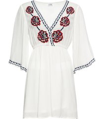 abito ricamato (bianco) - bodyflirt