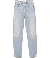 90's pinch waist jean in flashback