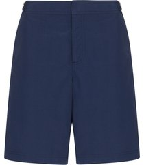 orlebar brown dane swim shorts - blue