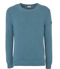 etro woven plain sweater
