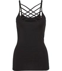 top (nero) - bodyflirt boutique