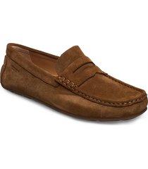 wayne loafers låga skor brun vagabond
