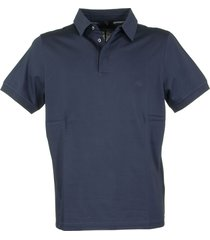 fay cotton polo shirt