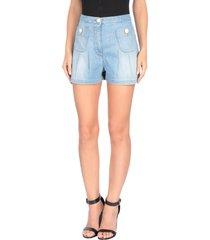 boutique moschino denim shorts