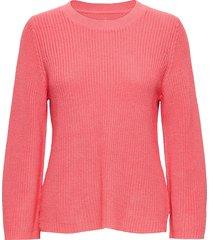 geoginepw pu stickad tröja rosa part two
