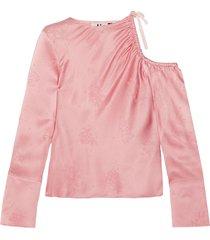 topshop unique blouses