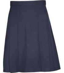 falda 8 tablones colegio azul kotting