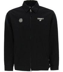 carhartt cartograph embroidered jacket