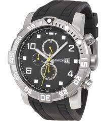 relógio magnum cronógrafo 17