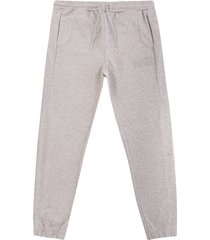 boss hadiko track pants - light grey 50399377