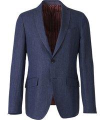 straight blazer