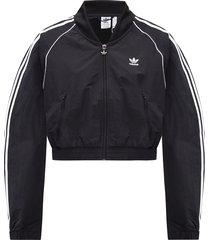 branded track jacket