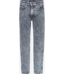 jeans modern straight gris tommy hilfiger
