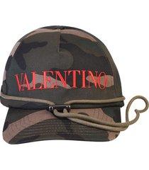 branded baseball hat
