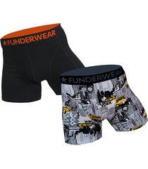 2 pak heren boxer funderwear 76027-xl