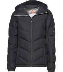 pike lake™ hooded jacket outerwear sport jackets svart columbia