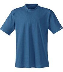 t-shirt met halflange mouw, nachtblauw 5