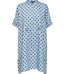 dotted viola ss oversize dress