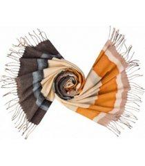 glitzhome tassel scarf