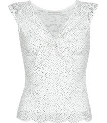 blouse guess giunone top