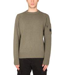 c.p. company wool sweater