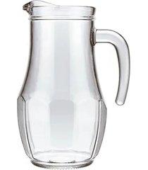 jarra para suco de vidro tango 1,5 l - unico - dafiti
