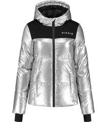 logo ski jacket
