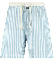 america today pyjamashort lake stripe