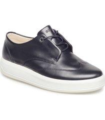 soft 9 sneaker skor svart ecco